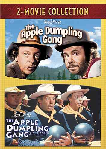 APPLE DUMPLING GANG/THE APPLE DUMPLIN (DVD)