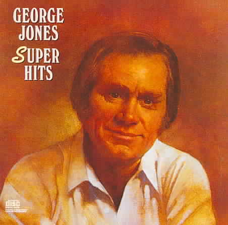 SUPER HITS:GEORGE JONES BY JONES,GEORGE (CD)